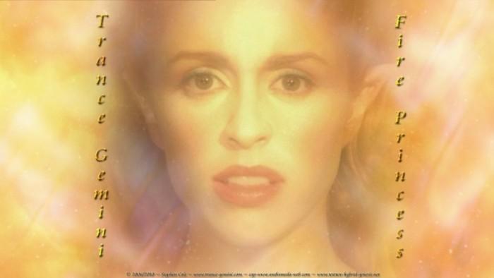 """Wallpaper: """"Fire Princess"""""""