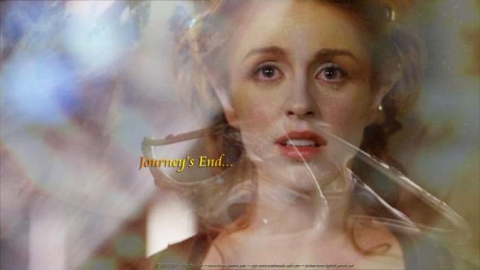 "Wallpaper: ""Journey's End"""
