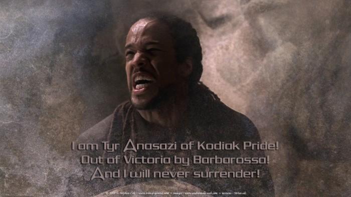 Wallpaper: I Am Tyr Anasazi!