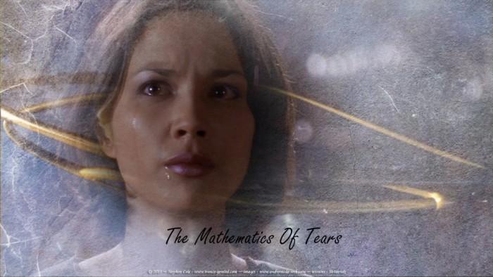 Wallpaper: The Mathematics Of Tears